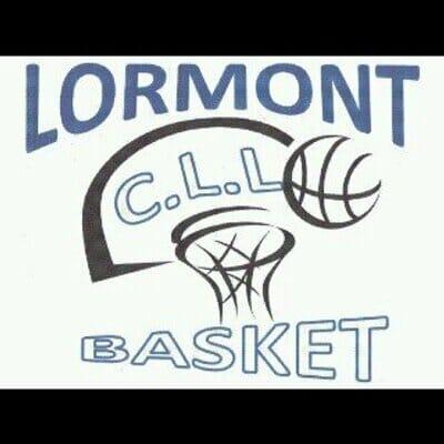 Image de l'ancien logo du cliub CLL Lormont