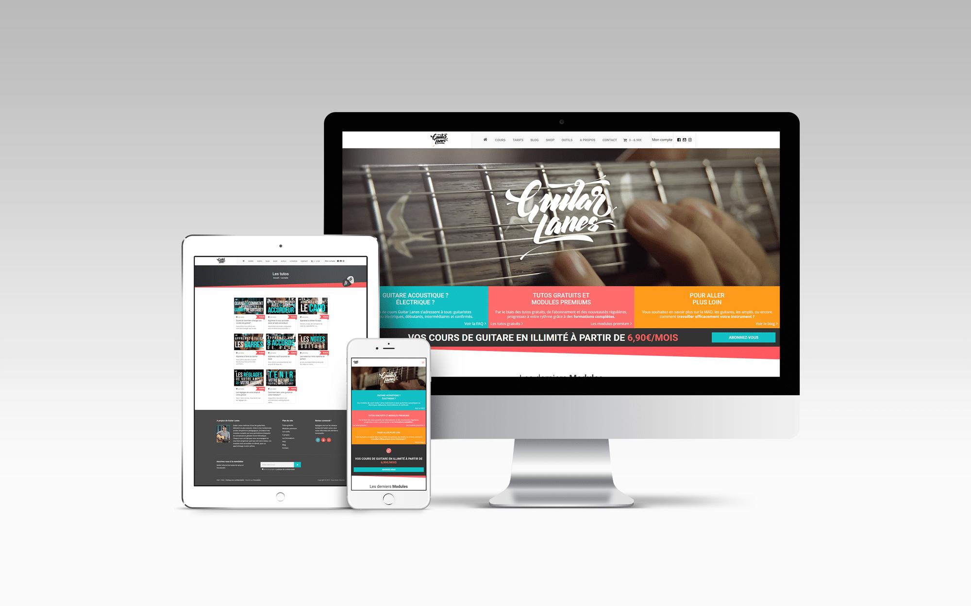 Webdesign gazoneo